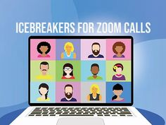 25 Zoom Ice Breakers for Friday Virtual Drinks at Work