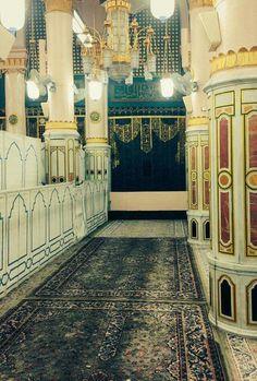 Al Raudhah, Masjid al Nabawi