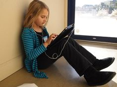 Little exercise and heavy use of electronic media, health risk for children