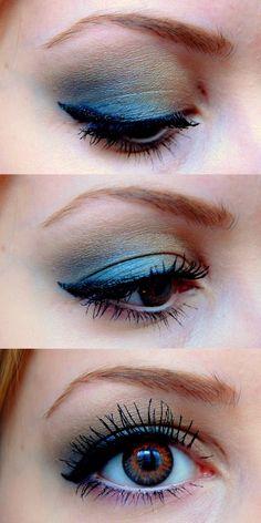 Cool looking eyes, or is that eye...