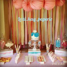 Vintage Theme birthday party