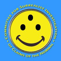The Robert Anton Wilson Website - Committee for Surrealist Investigation of Claims of the Normal