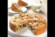 Borůvkový maslový koláč