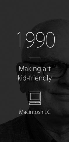 #PorquéunaMac #GeniosApple #Apple #30years #January241984 #yourfirstmac #Macintosh #ThinkDifferent