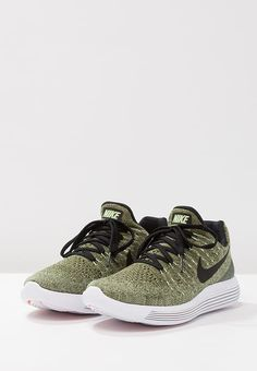 size 40 95120 57479 Chaussures de sport Nike Performance LUNAREPIC FLYKNIT 2 - Chaussures de  running neutres - palm green