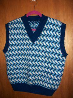 Dark blue Men's Vest in GrandmasClutter's Garage Sale in Colorado Springs , CO for $5.00. Dark blue Men's Vest