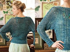 The Knitting Needle and the Damage Done: Vogue Knitting great sleeves ...
