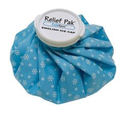 "Relief Pak English ice cap reusable ice bag - 11"" diameter - Case of 12 -- Awesome products selected by Anna Churchill"