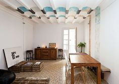 9 FLATS IN THE GOTHIC QUARTER OF BARCELONA on Architizer