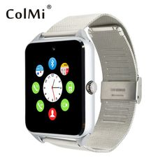 Smart Watch GT08 Plus Clock Sync Notifier Support Sim Card Bluetooth Connectivity Android Phone Smartwatch Alloy Smartwatch //Price: $22.30//     #storecharger  The best smart watch on the market!  http://amzn.to/2vzndjv