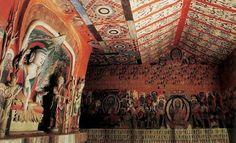 Mogao Caves (Thousand-Buddha Caves)