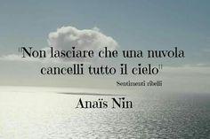 Anais Nin #aforismi