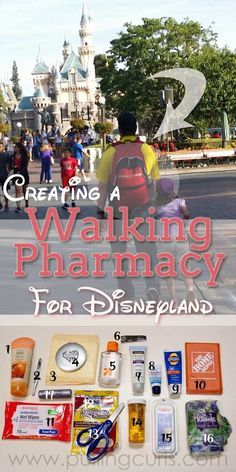 What to pack for Disneyland | Tips for families | Kids | Babies | Toddlers | hacks | secrets | Amusement Parks