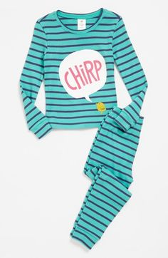 Tucker + Tate Fitted Pajamas (Toddler Girls) available at #Nordstrom