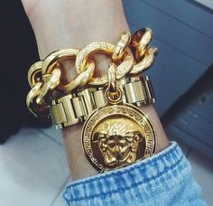 Versace - i find this ghetto fab and i really kinda love it