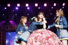 Kojima Haruna, Matsui Jurina, Iriyama Anna