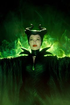 Angelina Jolie as Maleficient (2014)