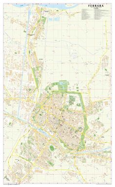 Novara Town Map Italian Towns Maps Pinterest