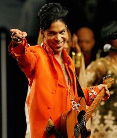 21 avril : le décès de Prince