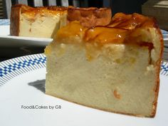 FOOD & CAKES: Tarta flan de manzana (Thermomix) Cake Frosting Recipe, Frosting Recipes, Cake Recipes, Sweet Cooking, What To Cook, Sin Gluten, Biscotti, Sweet Treats, Cheesecake