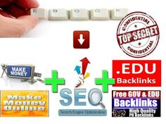 scumpucrina: show you How to Create Unlimited EDU Backlinks Fre for $5, on fiverr.com