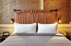 The Hoxton hotel Amsterdam monumental rooms - Interior design by Nicemakers