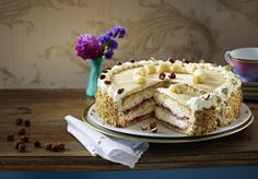 Unser beliebtes Rezept für Lübecker Marzipan-Torte und mehr als 55.000 weitere kostenlose Rezepte auf LECKER.de.