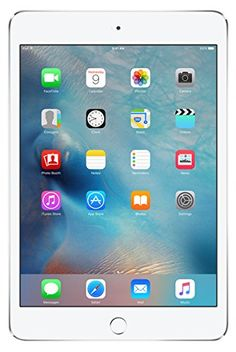 cool Apple iPad mini 4 64GB Plata - Tablet (Minitableta, iOS, Pizarra, iOS, Plata, Polímero de litio)