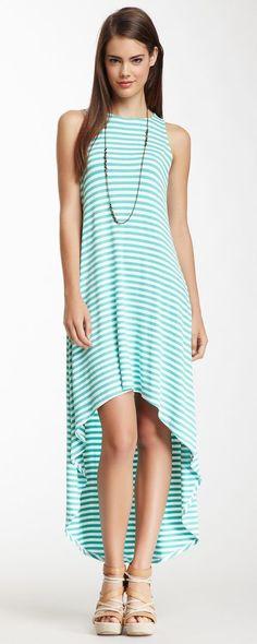 Ella Moss Hi-Lo Maxi Dress
