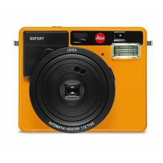 Leica's First-Ever Instant Camera