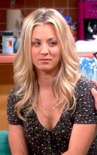 Kaley Cuoco has gotten a lob and she looks great!