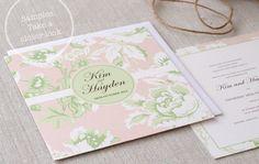Invitation Samples | Alannah Rose | Wedding Invitations + Stationery