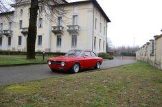 1967 Alfa Romeo Giulia - Sprint GT Veloce | Classic Driver Market