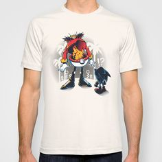 Gotta Crush 'Em All T-shirt by Victor Vercesi - $22.00