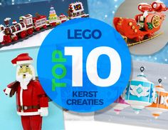 Zoals elk seizoen wel LEGO creaties met zich mee brengt is niets zo leuk als Kerst. Hierbij een top 10 van LEGO Kerst creaties van de laatste jaren.