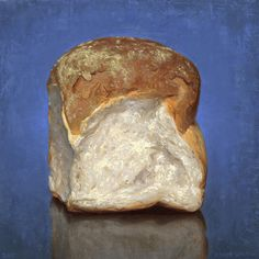 Conor Walton 'Batch Loaf' oil on linen, 30 × 2017 Pencil Shading, Work Meals, Food Painting, Forest Art, Bread And Pastries, Still Life Art, Kitchen Paint, Color Of Life, Food Art