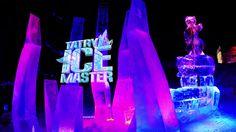 TATRY ICE MASTER 2015. 19 tisíc návštevníkov počas troch dní! 30.1.-1.2.2015 počas podujatia Tatry Ice Master na Hrebienku medzi sebou súperili v tesaní ľadových sôch umelci z 10 krajín sveta. Až 47 ton ľadu premenili na skvostnú ľadovú rozprávkovú krajinu, ktorú bude možné obdivovať ešte ďalšie zimné mesiace.