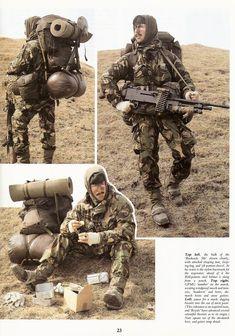 Royal Marines Commando SBS | Royal marines artic bergen help needed please
