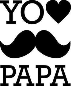 tu tarea: YO AMO A PAPA Dad Day, Mom And Dad, Deer Stencil, Happy Fathers Day Images, Fathers Day Crafts, Nursery Prints, Tutorial, Creative Gifts, Little Gifts