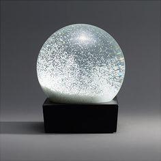 Snowball Snow Globe | MoMAstore.org