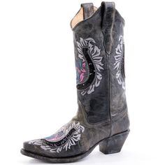 Corral Sequin Horseshoe Boot <3