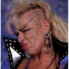 Photo of Luna Vachon Photoshoot Flashback for fans of WWE Divas 31840253 Wrestling Superstars, Women's Wrestling, Luna Vachon, Bam Bam Bigelow, Ufc Fight Night, Wwe Tna, Wwe Photos, Wwe Divas, Pop Culture