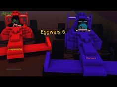Met Marleentjuuhh! I Egg wars 6