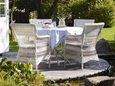 Sika Design Georgia Garden Gartenstuhl mit Armlehne Marie kaufen im borono Online Shop