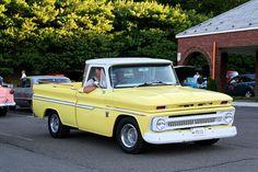1964 Chevy C10 Custom Cab