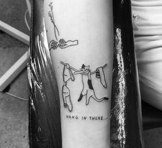 tattoos funny simple tattoo line drawings texas quirky sean artist weird lines mymodernmet humor blazepress humorous uses inspired lineas tatuaje