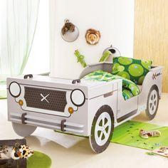 Voor de echte Freek Vonk fans en andere avonturiers is dit toffe #jeepbed (90x200) helemaal te gek!
