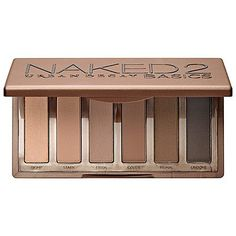 Urban Decay - Naked2 Basics - #sephora