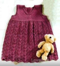 Платья детский сарафан с ажурным узором фото к описанию