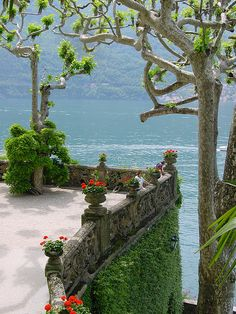 Villa Balbianello, Italy by Matt & Kristy on Flickr Lake Como, Italy